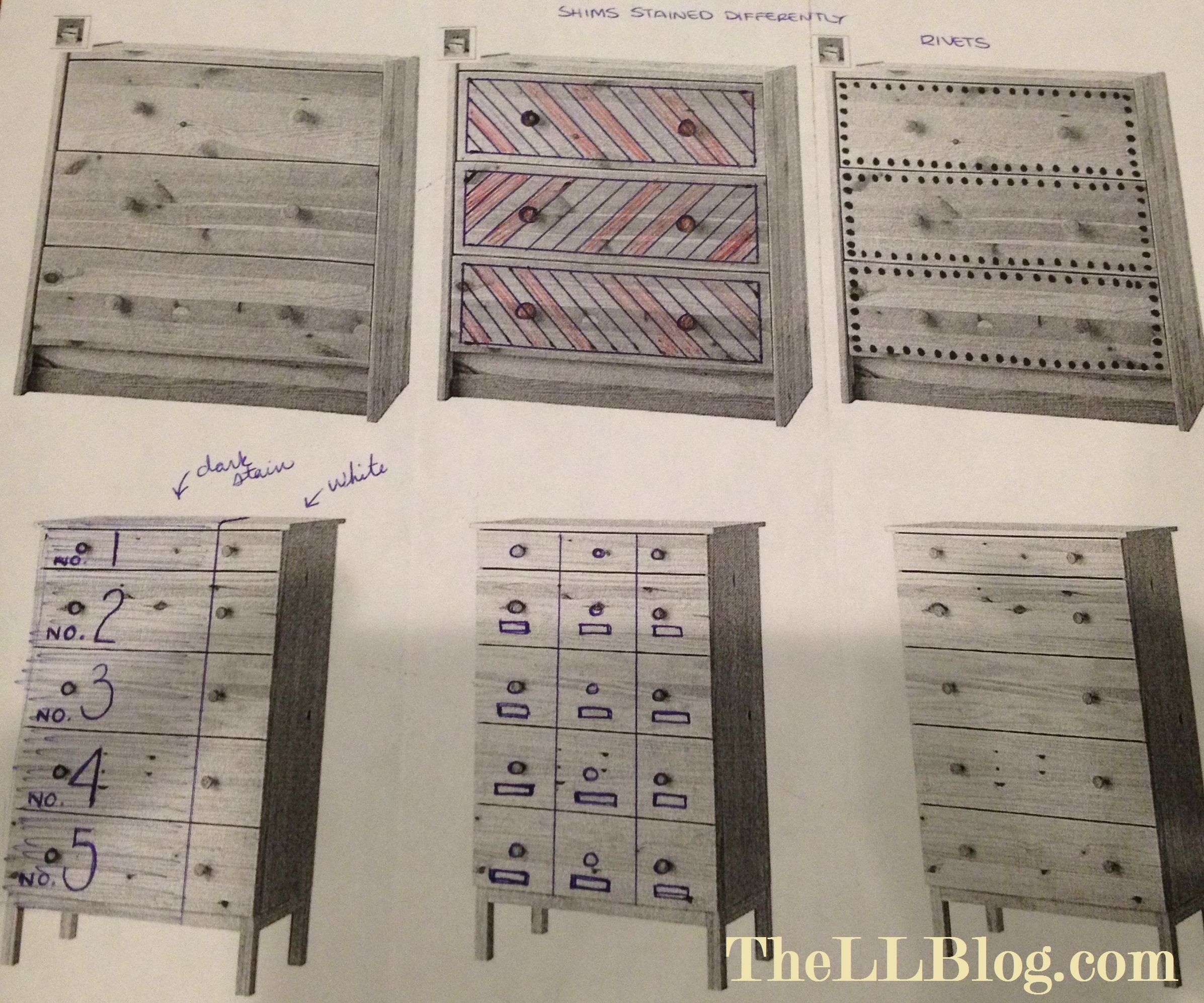 Ikea tarva chest of drawers review for Jugendzimmer vintage