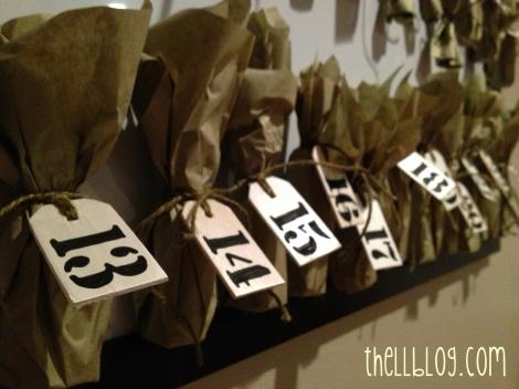 13 Advent Calendar