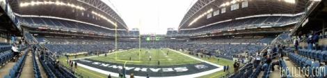 2 Seahawks Game Hawks Nest