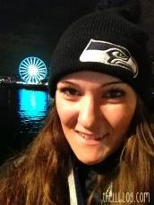 7 Seahawks Seattle Wheel