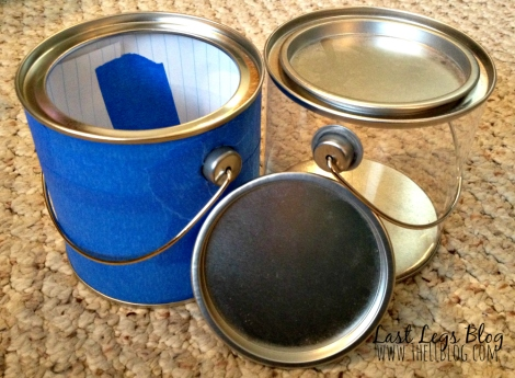 spray painting love paint cans 1